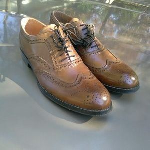 Stafford Wingtip Shoes...